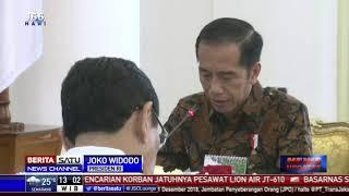 Jokowi Minta Mekanisme Pencairan Dana Kelurahan Dipercepat