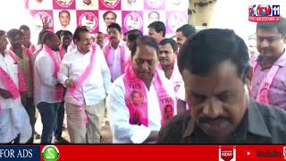 HUGE MEMBERS JOINING IN TRS PARTY IN PRESENCE OF TRS LEADER INDRAKARAN REDDY, NIRMAL