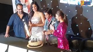 Zero Trailer Launch & Shah Rukh Khan 53rd Birthday Celebration - Cake Cutting