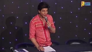 Shah Rukh Khan GRAND Entry At Zero Tariler Launch & 53rd Birthday Celebration 2018