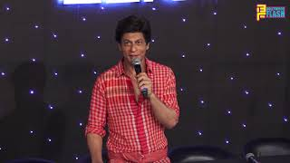 Shah Rukh Khan Break Down With Director Anand L RaiAt Zero Trailer Launch