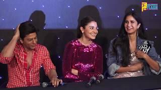 UNCUT: Zero Trailer Launch & Shahrukh Khan 53rd Birthday - Shah Rukh Khan, Katrina, Anushka Sharma
