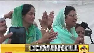 INLD नेता नैना चौटाला अपने बेटे दुष्यंत चौटाला को देखना चाहती हैं भावी CM