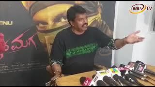 ಮೀ ಟೂ ಶ್ರುತಿ ಸರ್ಜಾ ಇಬ್ಬರು ಒಳ್ಳೆಯವರೇ ಆದರೆ ಏನೂ ತಪ್ಪು ನಡೆದಿದೆ : ಚರಣರಾಜ್ SSV TV NEWS BANGLORE 02 11 2018