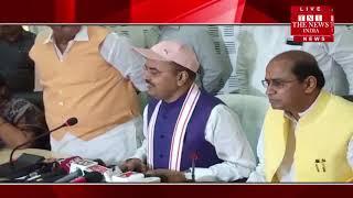 [ Kanpur ] एक कार्यक्रम में डिप्टी सीएम केशव प्रसाद मौर्या कानपुर पहुंचे / THE NEWS INDIA