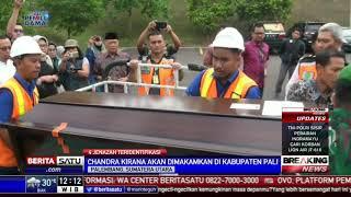 Jenazah Chandra Kirana akan Dimakamkan di Palembang