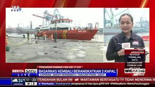 Temuan Puing-Puing Lion Air JT-610 Diserahkan ke KNKT