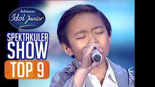 DEVEN - AYAH (Seventeen) - TOP 9 - Indonesian Idol Junior 2018