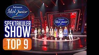 RESULT - TOP 9 - Indonesian Idol Junior 2018