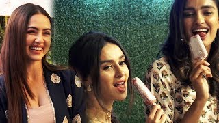 Label Life Store Launch | Sana Khan Shibani Dandekar