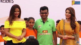 Neetu Chandra,Shama Sikander & Aneel Murarka Celebrates Diwali At SAMRPAN Fest With Kids