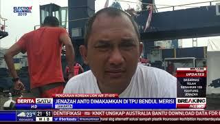 Penyelam Anto Meninggal dalam Operasi Pencarian Korban Lion Air