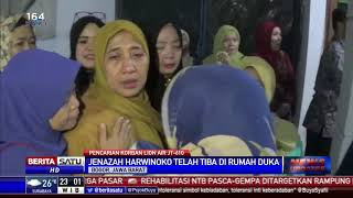 Jenazah Korban Lion Air Harwinoko Tiba di Bogor