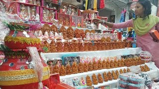DIWALI Shopping | Diwali Decoration Items | Diwali Gift | Chandni Chowk | Sadar Bazar - DELHI
