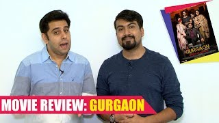 Gurgaon Movie Review | Pankaj Tripathi, Ragini Khanna, Akshay Oberoi