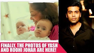 Karan Johar Breaks The Internet With His Children's Pics