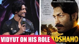 Vidyut Divulges The Details About His Role In Baadshaho