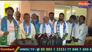 వరంగల్ హన్మకొండలో ఆదివారం జరిగే TJS సభను విజయ వంతం చెయ్యాలని