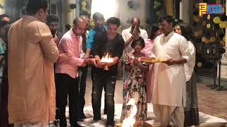 Ye Rishta Kya Kehlata - Dhanteras Puja On Set
