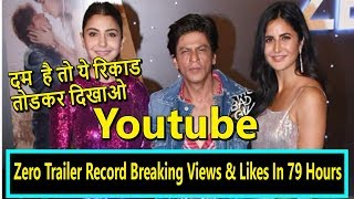 Zero Trailer Record Breaking Views And Likes In 79 Hours On Youtube