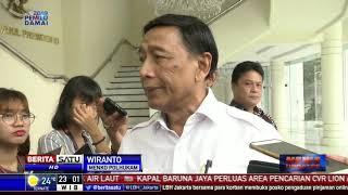 Wiranto Janjikan Perencanaan Rekonstruksi Sulteng Selesai 1 Bulan