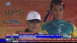 Pembalap Indonesia Juara Etape Pertama Tour de Singkarak