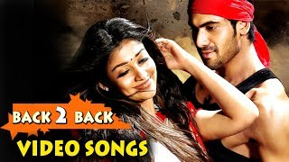 Krishnam Vande Jagadgurum Movie Back To Back Video Songs | Rana, Nayantara