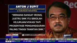 Ironis, Tingkat Pengangguran Terbuka Indonesia Didominasi Lulusan SMK