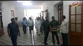 ಟಿಪ್ಪು ಜಯಂತಿ ವಿಚಾರಣೆ ಪೊಲೀಸ್ ಪೂರ್ವ ಭಾವಿ ಸಭೆ SSV TV NEWS 05 11 2018