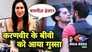 Teejay GETS ANGRY On Sreesanth For Calling Karanvir's KHANDAAN Badtameez | Bigg Boss 12 Update