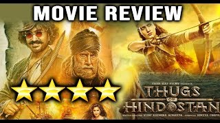 Thugs Of Hindostan FIRST MOVIE REVIEW | Aamir Khan, Amitabh, Katrina Kaif, Fatima