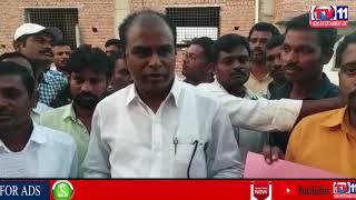 BJP REBEL LEADER MALLIKARJUNA REDDY RESIGNS BJP PARTY AT NIRMAL DIST