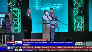 Pesawat Tanpa Awak Hadir di Pameran Indo Defence 2018