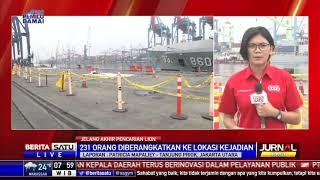 231 Petugas Dikerahkan untuk Pencarian Korban Pesawat JT-610