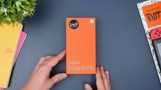Rp2.899 JUTA! Unboxing Xiaomi Note 6 Pro Indonesia!