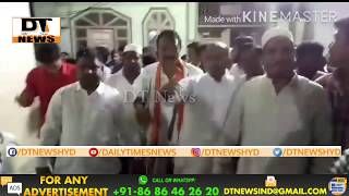 CONGRESS | LB Nagar Candidate | Sudheer Reddy Completed | Completed 450 Kms Padyatra - DT News
