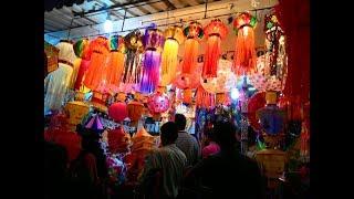 Diwali Festival Celebration in Delhi | DIWALI Shopping | Diwali Decoration Items | Diwali Gift