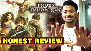 Thugs Of Hindostan | HONEST REVIEW | FULL MOVIE REVIEW | Aamir Khan, Amitabh, Katrina, Fatima