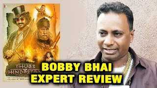 Thugs Of Hindostan Review By Expert Bobby Bhai   Aamir Khan, Amitabh, Katrina