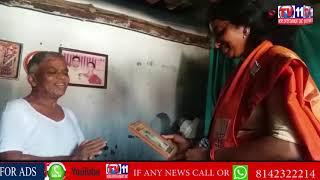 BJP LEADER SWARNA REDDY ELECTION CAMPAIGN AT NIRMAL DIST