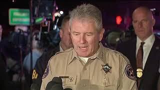 13 People were killed in California Bar Shoot Officers Press Conference II Breaking News II