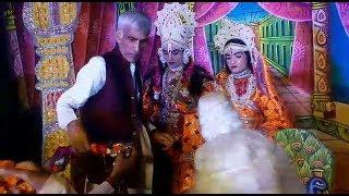 राठ रामलीला में हुआ भगवान श्री राम का राजतिलक