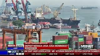 Defisit Neraca Transaksi Berjalan Meningkat