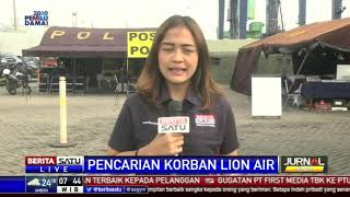 Pencarian Korban Lion Air Difokuskan ke Tanjung Pakis