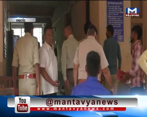 Anand: A man died in Hospital during the treatment | Mantavya News