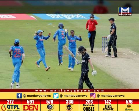 India vs New Zealand, Women's T20 World Cup: India beat New Zealand by 34 runs