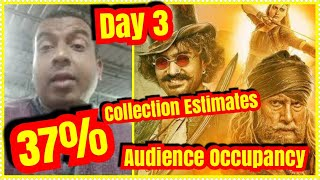 Thugs Of Hindostan Audience Occupancy And Collection Estimates Day 3