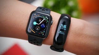 Review Apple Watch Series 4, menurut pengguna Mi Band 3