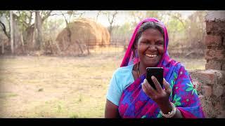 Smart phones & Internet connectivity reaches door to door    रमन पर विश्वास, कमल संग विकास