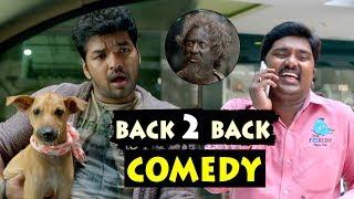 Challenge Movie Non-Stop Comedy Scenes - Latest Telugu Comedy Scenes - Andrea Jeremiah, Jai